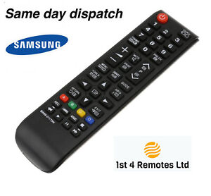 SAMSUNG UNIVERSAL REMOTE CONTROL BN59-01175N REPLACEMENT 4D HDR LED 4K PLASMA TV