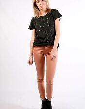 Sass & Bide Rumour Has It Lovestate Super Crop Jean - Latte - Size 24/6