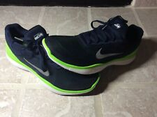 Seattle Seahawks NFL Nike Free Trainer V7 Shoes - Size 12, New In Box