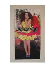 Solange Poster Double Sided Bright Wings Promo
