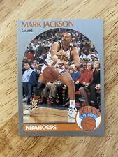 1990-91 NBA Hoops Mark Jackson #205 Lyle Erik Menendez Brothers