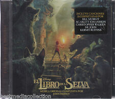 SEALED - El Libro De La Selva CD NEW John Debney BRAND NEW