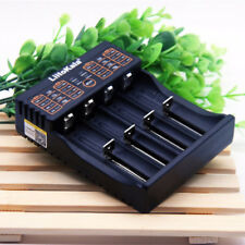 Liitokala Lii-402 Lithium Battery Charger for 18650 26650 16340 14500 4 Slot