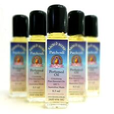 Sacred Scent Perfumed Oil Patchouli Natural Perfume Deodorant Fragrance Scent