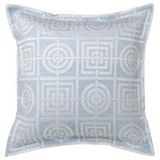 DaVinci Circles & Squares Sky European Pillowcase 65 X 65cm