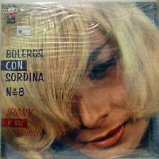 Irany Y Su Conjuto - Boleros Con Sordina No. 8 LP Mint- OLP 506 Vinyl Record