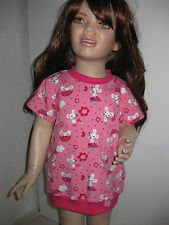 Mäuse T-Shirt, Mädchen, Gr. 92/98, handarbeit, Shirt, neu, 2535