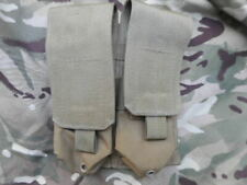 genuine BLACKHAWK MOLLE STRIKE 5.56MM double mag POUCH coyote tan