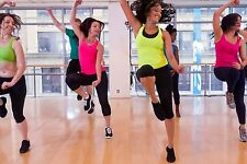 DANCE WORKOUT FITNESS EXCERCISE GET FIT & HEALTHY CARDIO WEIGHT FAT LOSS DVD