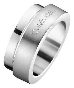 CALVIN KLEIN Schmuck Damenring Unite Edelstahl Ring KJ6AMR0801
