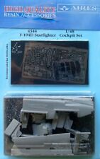 Aires 1/48 F-104D Starfighter cockpit set for Hasegawa kit # 4344
