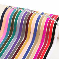 20colors 100meters 15mm Fold Over Elastic Binding Sewing Crafts DIY for Garments