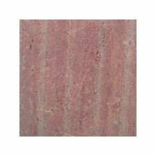 Rosso Vein Cut Tumbled Paver Travertine Tile Flooring Pool Coping 200x200x30