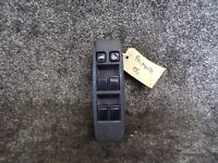 NISSAN PRIMERA 2002-2006 DRIVER SIDE FRONT 4 WAY ELECTRIC WINDOW SWITCH O/S/F