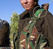 Iraq-Syria Kurdish Militia Anti-Isis Fighters PESHMERGA پێشمەرگە VeIcrô SSI: YPJ