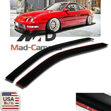 MAD Window Deflector Visor Shade Rain Guard For 1994-2001 Acura Integra 2 Door