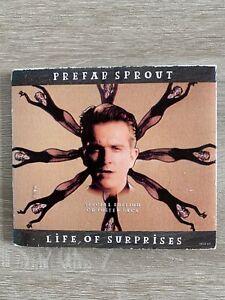 Prefab Sprout | EP Life Of Surprises Special Édition Poster | Cd | état correct