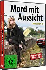 2 DVDs * MORD MIT AUSSICHT - STAFFEL 1 (Folge 1-6) - Caroline Peters # NEU OVP >