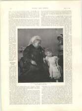 1897 les principaux joyaux de la couronne reine avec le PRINCE EDWARD OF YORK