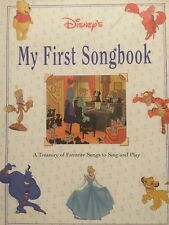 Disney's My First Songbook: A Treasury of Favorite Songs to Sing an... by Disney