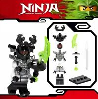 Ninjago Giant Stone Warrior Spinjitzu Custom Lego Mini Figure Lloyd Ninja Army
