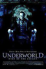 Underworld 1-4 (Blu-ray, 2012, 4-Disc Set, Box Set) - Excellent Condition