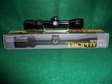 Bushnell Trophy 2-6X32 Eer Handgun Pistol Scope Gloss Black Duplex Reticle W/Box