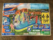 NEW Banzai Aqua Sports Inflatable Water Park #74173, Free Shipping