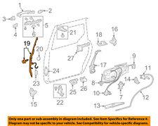 TOYOTA OEM 04-10 Sienna Side Sliding Door-Sensor Left 8426008021