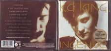 K.D.LANG - INGENUE Inc CONSTANT CRAVING & MISS CHATELAINE VGC