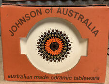 Vintage Johnson of Australia Ceramic 20 Piece Dinner Set RARE NEW OLD STOCK!!!