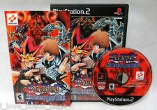 The Duelists of  Roses PlayStation 2 PS2 YU-GI-HI! Brand New English 3 Promos