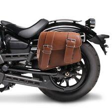 Sacoche de selle Honda Shadow VT 750 C/spirit/black Spirit Montana I 8 L Marron