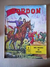 GORDON n°4 1977 edizioni Spada  [G432] BUONO