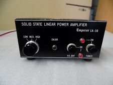 EMPEROR LA-50 SOLID STATE AMP 50W OUTPUT