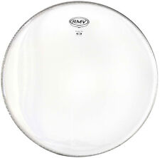RMV Tom Fell Standard Clear Double-Ply Drumfell 8""