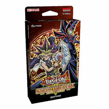 Yu-Gi-Oh Cards: Yugi Muto Sealed Structure Deck - SDMY - Dark Magician - 2016