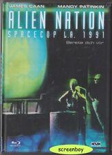 """ALIEN NATION - SpaceCop L.A. 1991"" - SciFi - BLU RAY + DVD MEDIABOOK Cover C"