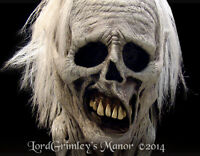 The Chiller Zombie Halloween Mask Prop Horror Ghoul Undead