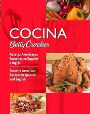 Cocina Betty Crocker: Recetas Americanas Favoritas en Español e-ExLibrary