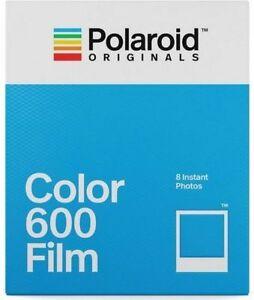 POLAROID 600 Color FILM  IMPULSE ONE I-Type SOFORTBILDFILM 4670