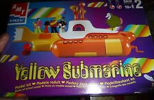 AMT/ERTL Yellow Submarine Plastic Model Car Mountain KIT FS