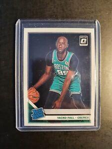 2019-20 NBA 🏀 DONRUSS OPTIC TACKO FALL BASE ROOKIE CARD 🌟 for the CELTICS 🍀..