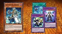 Yugioh 40 Card Complete Shaddoll Invoked Deck! Invocation Mechab *Hot* + Bonus!!