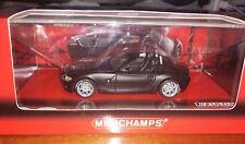 """Minichamps 1/43 BMW Z4 matt black """"Fulda """" 2002"""