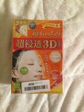 Kracie Hadabisei Facial Mask ( 3d Aging / Whitening / Super Moisturizing ) 3 set