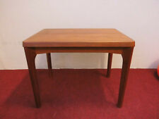 Velje Teak Tisch Beistelltisch table danish modern design H. Kjaernulf 60s 60er