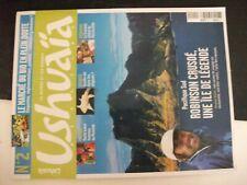 ** Ushuaïa magazine n°2 Marché bio / Îles Robinson Crusoé / Aloe vera