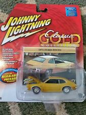 New listing JOHNNY LIGHTNING CLASSIC GOLD 1971 FORD PINTO DIE-CAST CAR