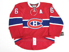 cad2c3912 SHEA WEBER MONTREAL CANADIENS AUTHENTIC HOME REEBOK EDGE 2.0 7287 HOCKEY  JERSEY